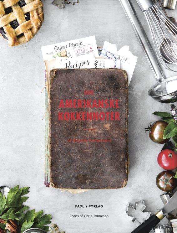Mine amerikanske køkkennoter