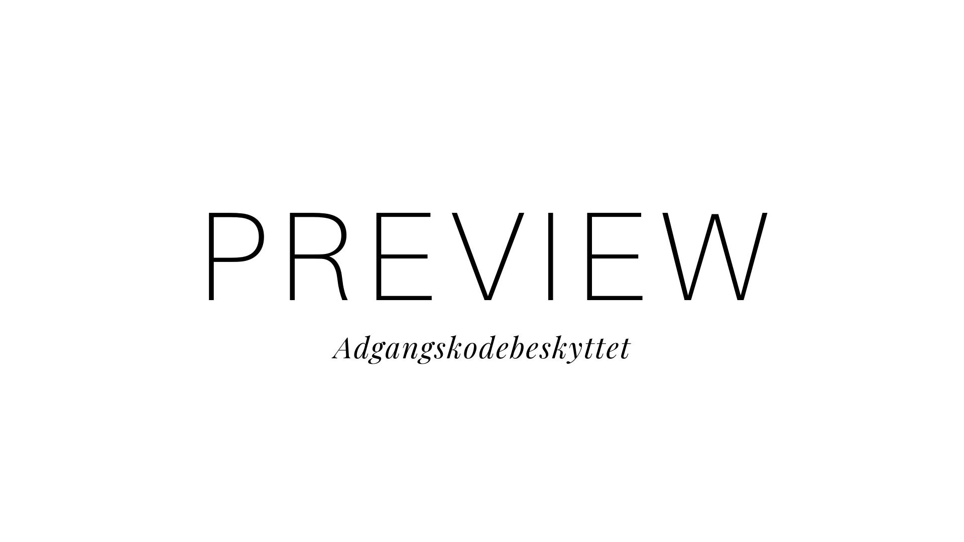 Beskyttet: Sundhedsvæsenets organisering – preview